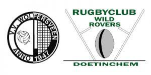 Rijschool ten Have sponsort rugbyclub The Wild Rovers en voetbalvereniging Wolversveen